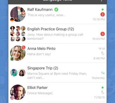 HelloTalk Ekran Görüntüleri - 4