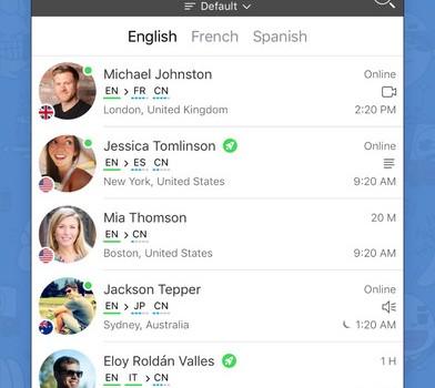 HelloTalk Ekran Görüntüleri - 2