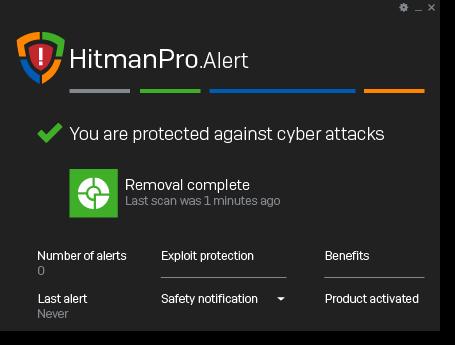 HitmanPro.Alert Ekran Görüntüleri - 1