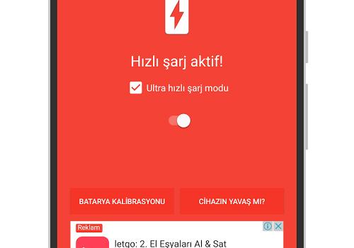 Hızlı Şarj Aracı Ekran Görüntüleri - 1