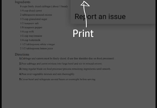 HP Yazdırma Hizmeti Eklentisi Ekran Görüntüleri - 4