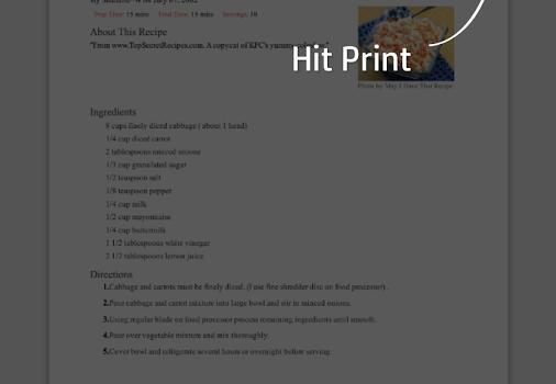HP Yazdırma Hizmeti Eklentisi Ekran Görüntüleri - 3