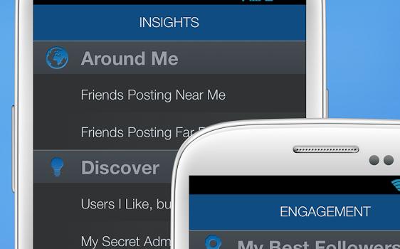 Instagram için Takipçiler+ Ekran Görüntüleri - 3