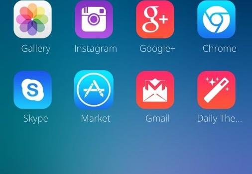 iOS 10 Tema Ekran Görüntüleri - 1