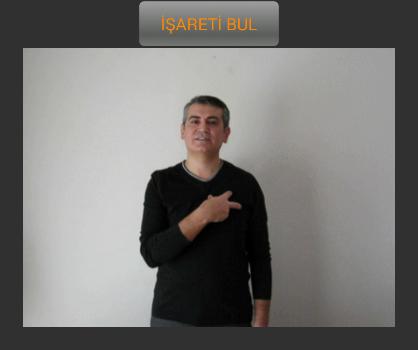 İşaret Dili Ekran Görüntüleri - 3