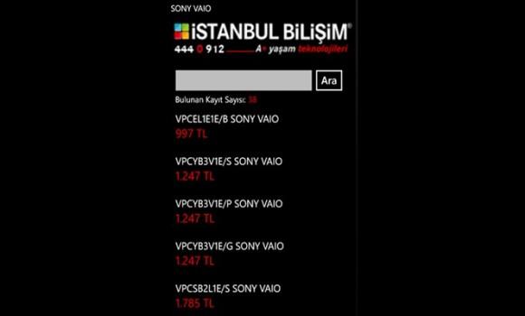 İstanbul Bilişim Ekran Görüntüleri - 3