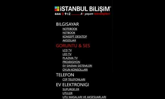 İstanbul Bilişim Ekran Görüntüleri - 2