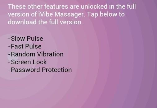 iVibe Massager Lite Ekran Görüntüleri - 3