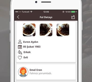 Kahvemin Falı Ekran Görüntüleri - 1