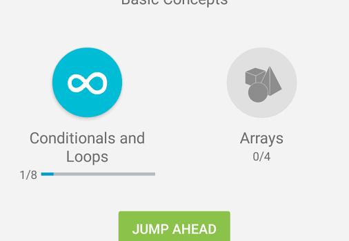 Learn Java Ekran Görüntüleri - 5