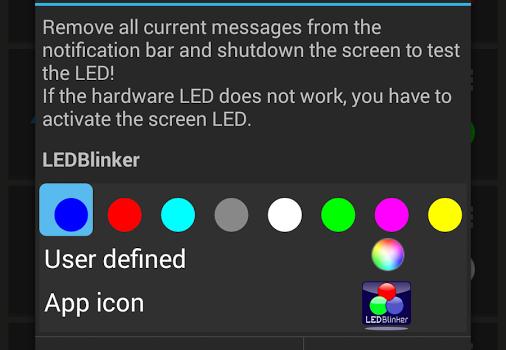 LED Blinker Ekran Görüntüleri - 4