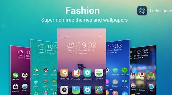 LeDo Launcher Ekran Görüntüleri - 4