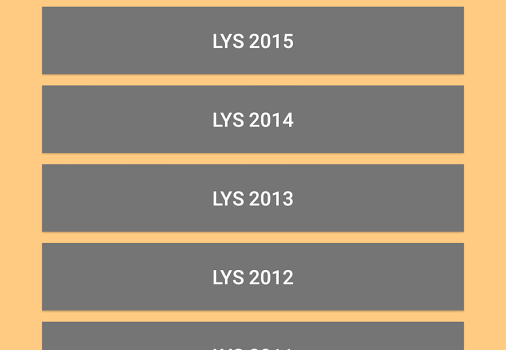 LYS Çıkmış Sorular Denemeleri Ekran Görüntüleri - 6
