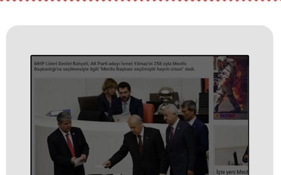 Manşetler Ekran Görüntüleri - 1
