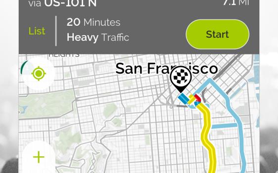 MapQuest Ekran Görüntüleri - 5