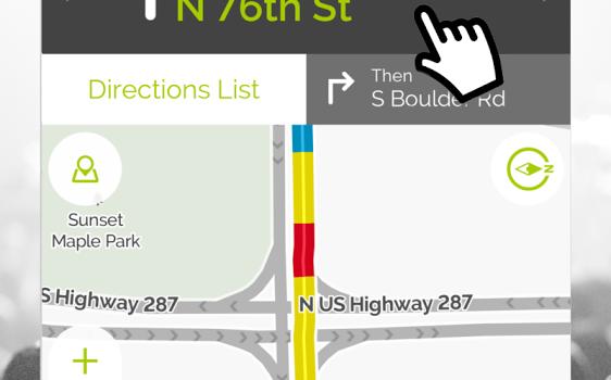 MapQuest Ekran Görüntüleri - 1