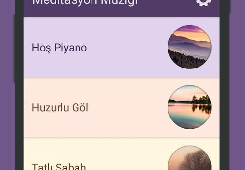 Meditasyon Müziği Ekran Görüntüleri - 5