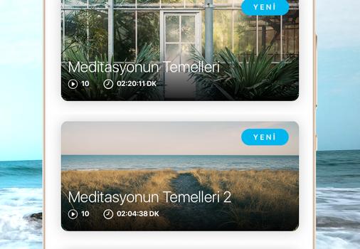 Meditasyon Ekran Görüntüleri - 2