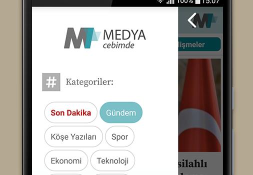 MedyaCebimde Ekran Görüntüleri - 3