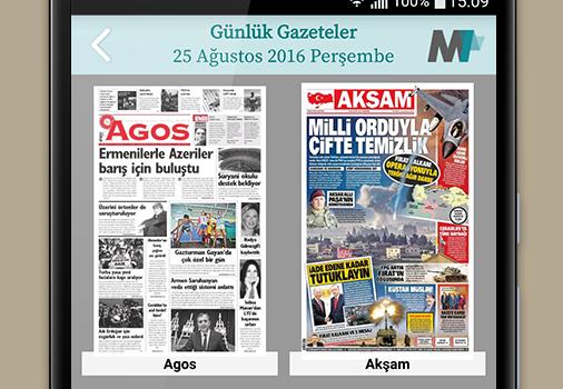 MedyaCebimde Ekran Görüntüleri - 2