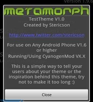 Metamorph Ekran Görüntüleri - 1