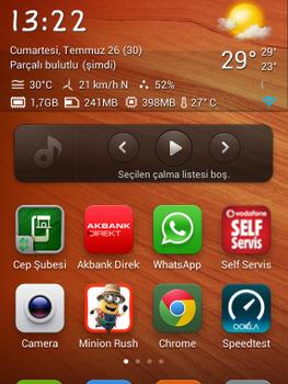 MIUI ROM Ekran Görüntüleri - 4