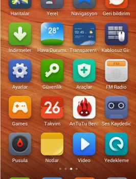 MIUI ROM Ekran Görüntüleri - 2