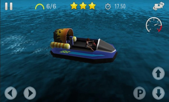 Modern Hovercraft Racing 2015 Ekran Görüntüleri - 3