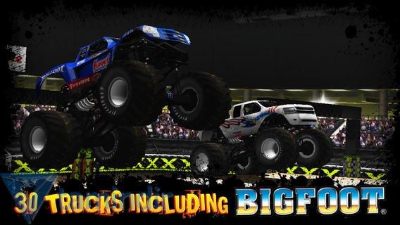 Monster Truck Destruction Ekran Görüntüleri - 2