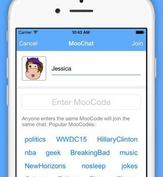 MooChat Ekran Görüntüleri - 4