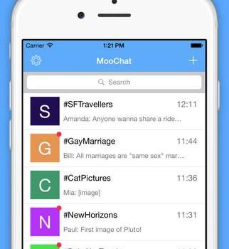 MooChat Ekran Görüntüleri - 3