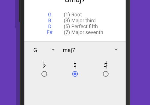 Music Theory Helper Ekran Görüntüleri - 3