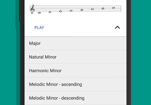 Music Theory Helper Ekran Görüntüleri - 2
