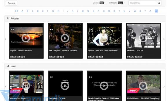 myChordBook Ekran Görüntüleri - 4