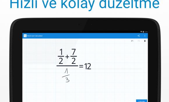 MyScript Calculator Ekran Görüntüleri - 7