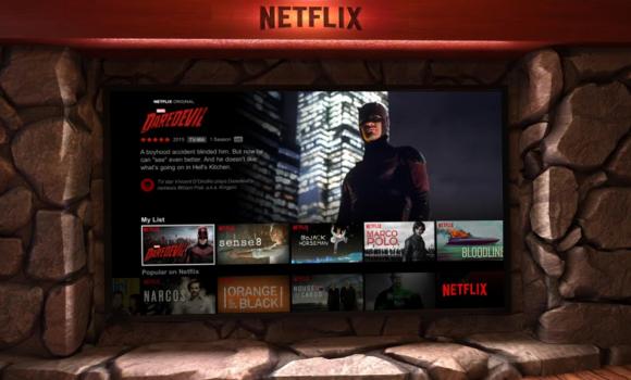 Netflix VR Ekran Görüntüleri - 3