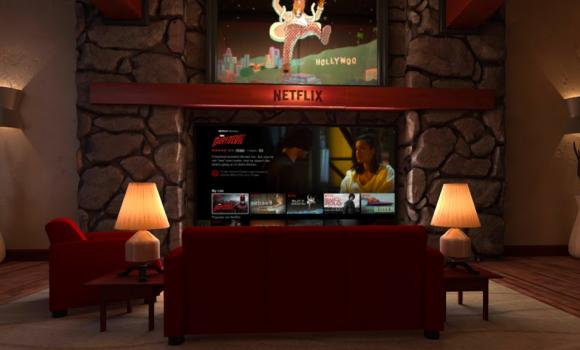 Netflix VR Ekran Görüntüleri - 2