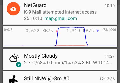 NetGuard Ekran Görüntüleri - 2