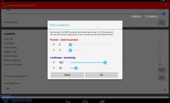 Network Monitor Mini Ekran Görüntüleri - 1