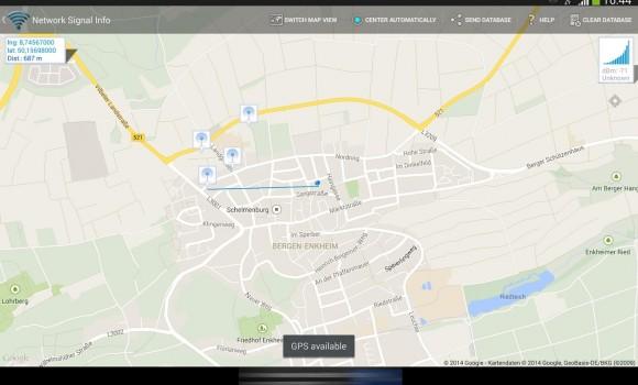 Network Signal Info Ekran Görüntüleri - 7