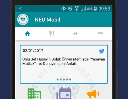 NEU Mobil Ekran Görüntüleri - 6