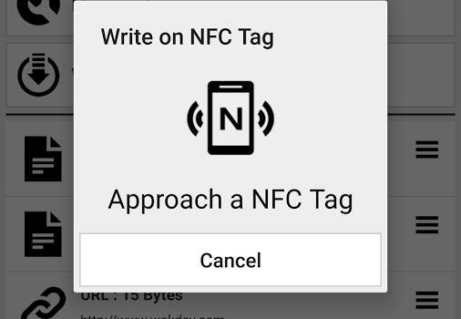 NFC Tools Ekran Görüntüleri - 1