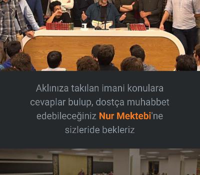 Nur Mektebi Ekran Görüntüleri - 5
