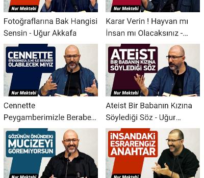 Nur Mektebi Ekran Görüntüleri - 4