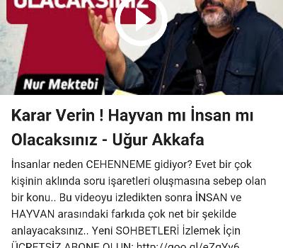 Nur Mektebi Ekran Görüntüleri - 3
