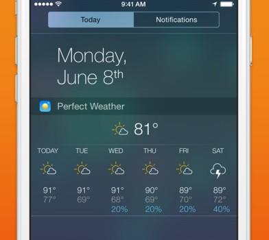 Perfect Weather Ekran Görüntüleri - 3