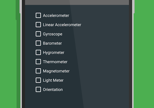 Physics Toolbox Sensor Suite Ekran Görüntüleri - 1