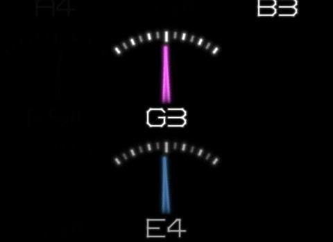 PitchLab Guitar Tuner Ekran Görüntüleri - 7
