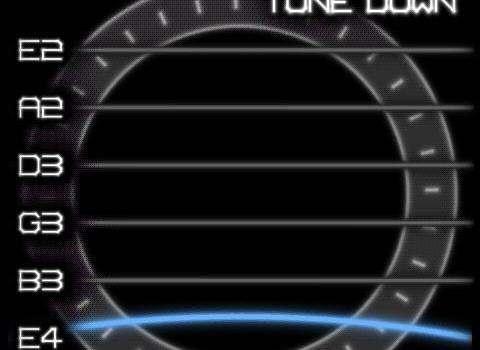 PitchLab Guitar Tuner Ekran Görüntüleri - 5