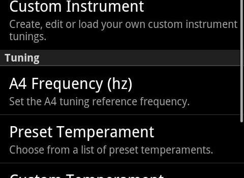 PitchLab Guitar Tuner Ekran Görüntüleri - 4